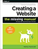 Creating a Website: the Missing Manual, MacDonald, Matthew, 1491918071