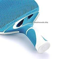 Cornilleau Tacteo 30Schläger Ping Pong, hellblau