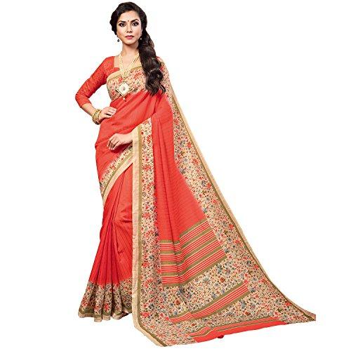 Indian Cotton Saree - 1