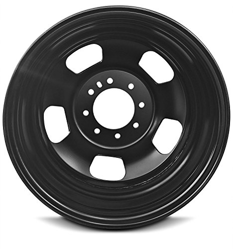 New 17 Inch Dodge Ram 3500 DRW Dually 8 Lug Replacement Wheel Rim 17x6 Inch 8 Lug 121mm Center Bore 136mm Offset by Road Ready Wheels (Image #2)