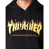 Thrasher Richter Pullover Hoody Medium Black