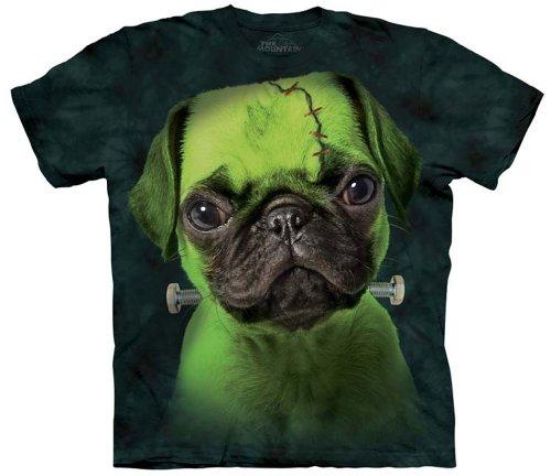 The Mountain Men's Franken Pug, Green, Extra Large