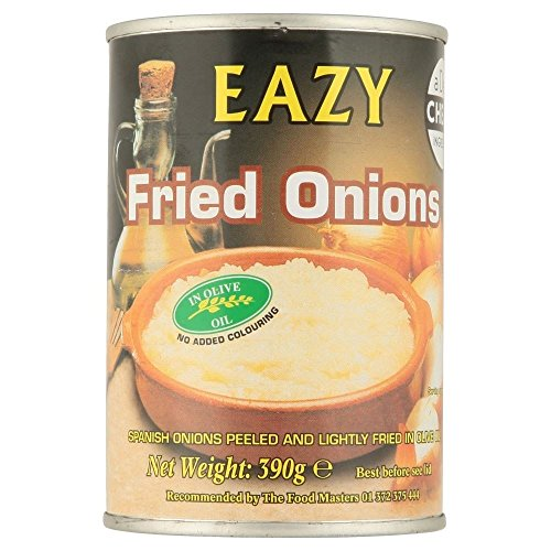 Eazy Fried Onions (390g) - Pack of - Weight E Eazy