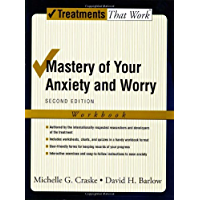 Mastery of Your Anxiety and Worry: Workbook (Treatments That Work) (English Edition)