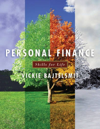 Personal Finance 1st Edition with Student Financial...