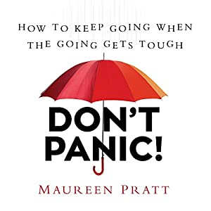 Don't Panic! Audiobook