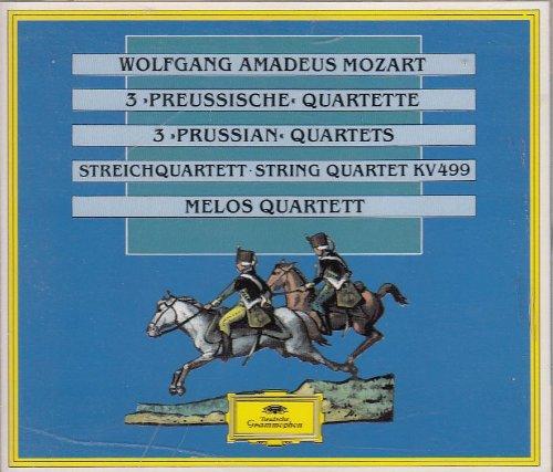 Price comparison product image 3 Prussian Quartets / Hoffmeister Quartet