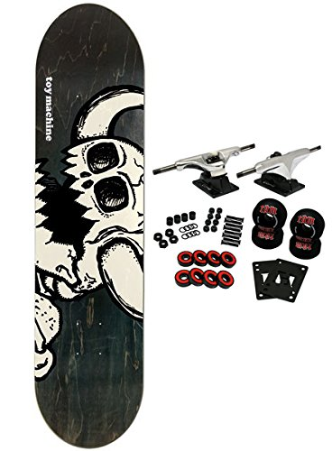 Toy Machine Complete Pro Skateboard VICE Dead Monster Assorted Colors 8.0