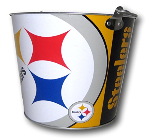 Pittsburgh Steelers Hype Beer Bucket at Steeler Mania