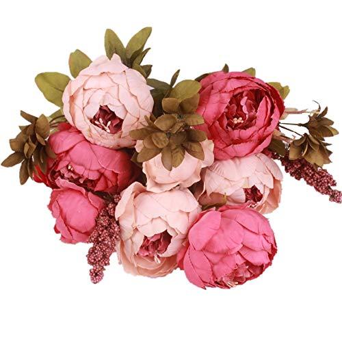 Amazon Sea Versy Fake Flower Bouquet Quality Silk Flower