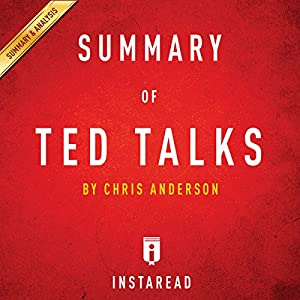 Summary of TED Talks by Chris Anderson | Includes Analysis Audiobook