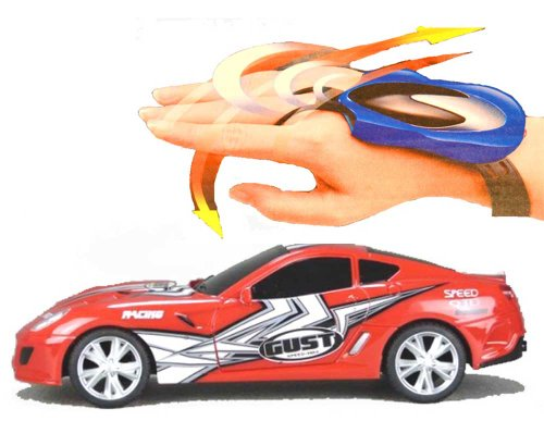 Cool Remote Control Cars: Super Cool Remote Control By Hand Motion Sensor 2.4g Rc