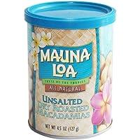 MAUNALOA莫纳罗无盐烘焙夏威夷果 127g (美国进口)