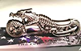 Fantasy Dragon Cycle;motorcycle Folding Pocket Knife;knives Great Gift Idea""