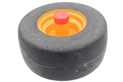Amazon com : SCAG 9278 OEM Flat Free Wheel : Garden & Outdoor