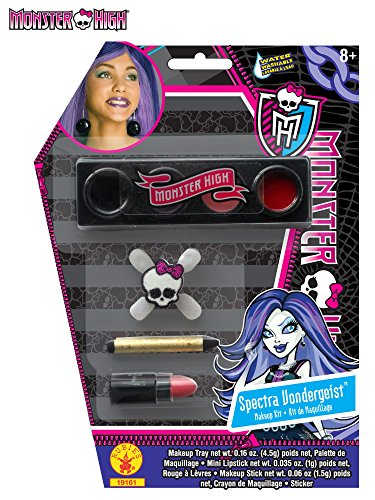 Rubie's Monster High Girl's Spectra Vondergeist Makeup Kit -
