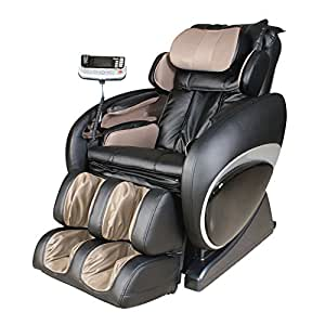 Osaki OS-4000 Zero Gravity Executive Fully Body Massage Chair, Black