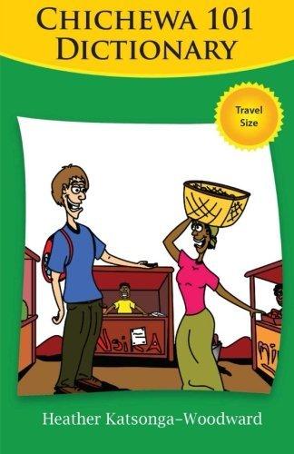 Chichewa 101 Dictionary by Heather Katsonga-Woodward - 101 Mall Shopping