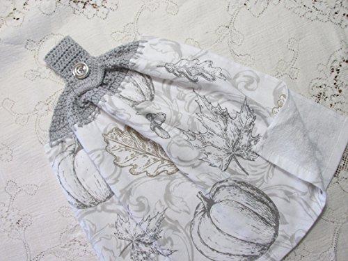 Crochet Cotton Pumpkin - 9
