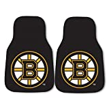FANMATS NHL Boston Bruins Nylon Face Carpet Car Mat
