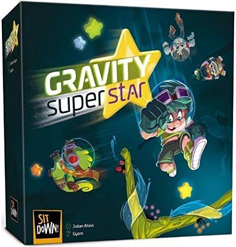 2 Tomatoes Games Gravity Superstar (2Tomatoes Games 8437016497456): Amazon.es: Juguetes y juegos