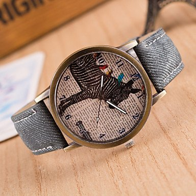 Amazon.com : Fashion Watches Reloj Mujer Colorful Jeans Band Relogio Masculino Clock Brand Watches Antique Quartz Watch For Man And Women : Sports & ...