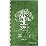 2018-19 Tree of Life Inspirational Christian Day Planner, Academic Year, August 2018 to July 2019 Daily Weekly Monthly Views