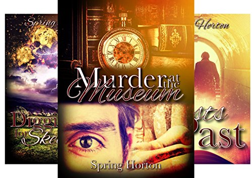 The Atticus McLaren Mysteries (4 Book Series)