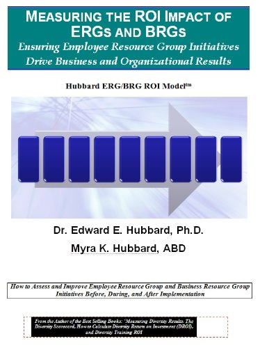 Measuring the ROI Impact of ERGs and BRGs: Ensuring Employee Resource Group Initiatives Drive Business and Organizational Results