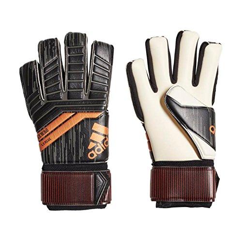 adidas Mens PREDATOR LEAGUE Negative Cut Goalkeeper Gloves Soccer
