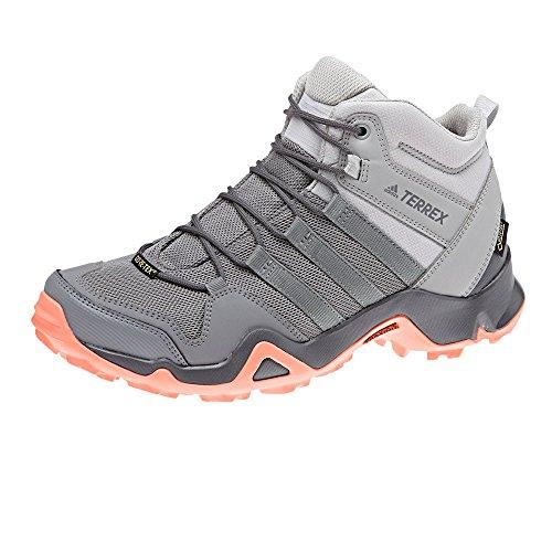 Grigio Mid Alti GTX Ax2r Cortiz 000 W Gritre Gridos Terrex Donna Escursionismo adidas Stivali da awTpHvcqWE