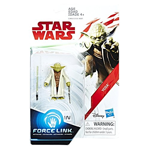 Review Star Wars Yoda Force