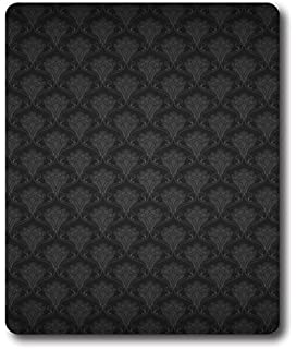 Armchair Mouse Pad Patterned Black PC Custom Mouse Pads / Mouse Mats Case  Cover