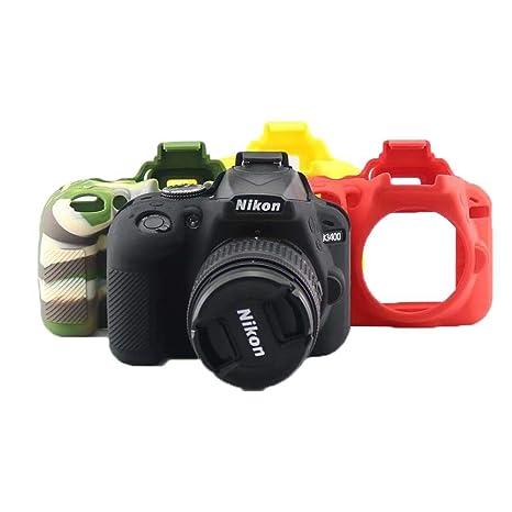 DIODIOR Bolsa de cámara para Nikon D3300 D3400 D3500 D5100 D5200 ...