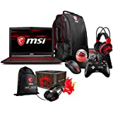 MSI GL63 8RC-068 (i7-8750H, 16GB RAM, 128GB SATA SSD + 1TB HDD, NVIDIA GTX 1050 4GB, 15.6 Full HD, Windows 10) Gaming Notebook