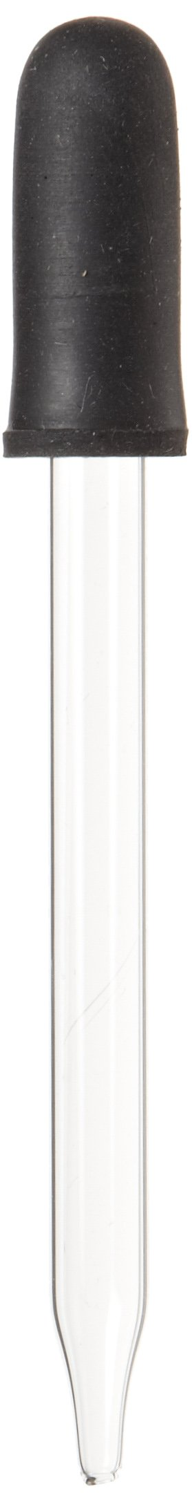 American Educational Glass Straight Medicine Dropper, 3'' Length (Pack of 1000)