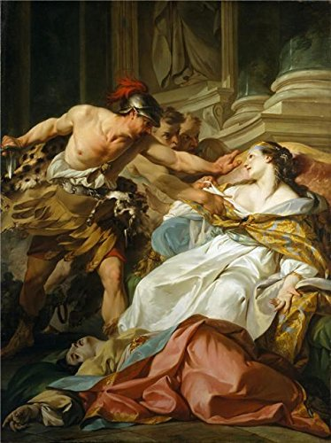 canvas-prints-of-oil-painting-jean-baptiste-marie-pierre-1714-1789-the-death-of-harmoniaca-1740-41-1