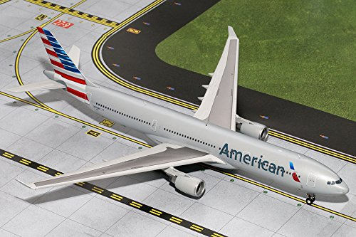 - GeminiJets 1:200 scale American Airlines Airbus A330-300