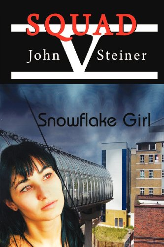 Book: Snowflake Girl by John Steiner