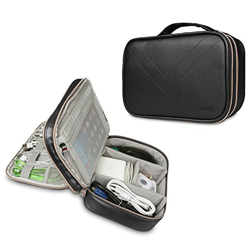 Picture of an Electronics Organizer Bag Portable Travel 6934216698550