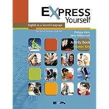 Express yourself 3/corrige anglais sec.3