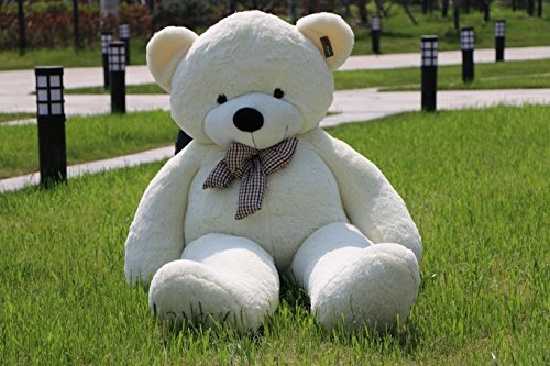 Joyfay Giant Teddy Bear 78''(6.5 Feet) White by Joyfay (Image #5)