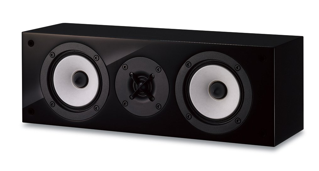 ONKYO Theater speaker system Center speaker D309XCB (Black) (1UNIT) 【Japan Domestic genuine products】 by Onkyo