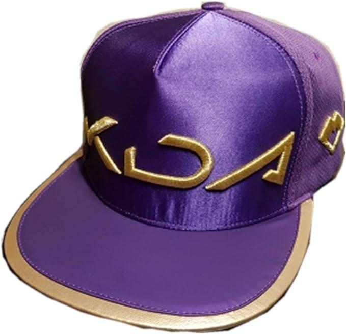 gorra de akali kda lol