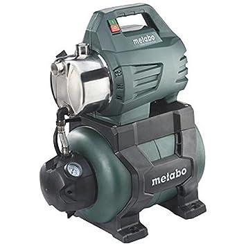 Super Metabo Hauswasserwerk HWW 4500/25 Inox (1300 Watt, 4,8 bar, 24 SP91