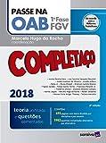capa de Passe na OAB. 1ª Fase FGV. Completaço. Teoria Unificada e Questões Comentadas