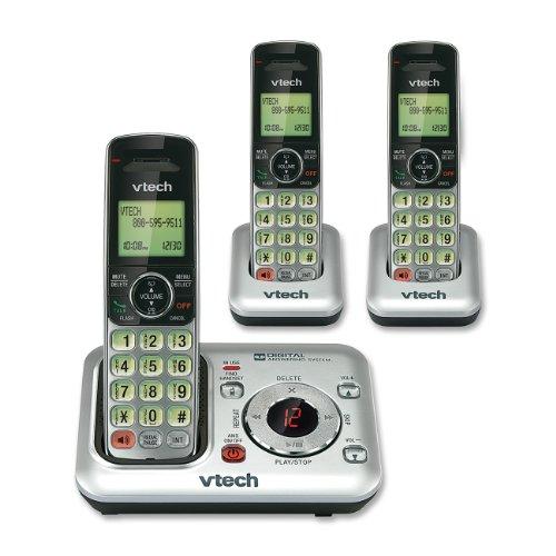 vtech-cs6429-3-dect-60-cordless-phone-silver-black-3-handsets