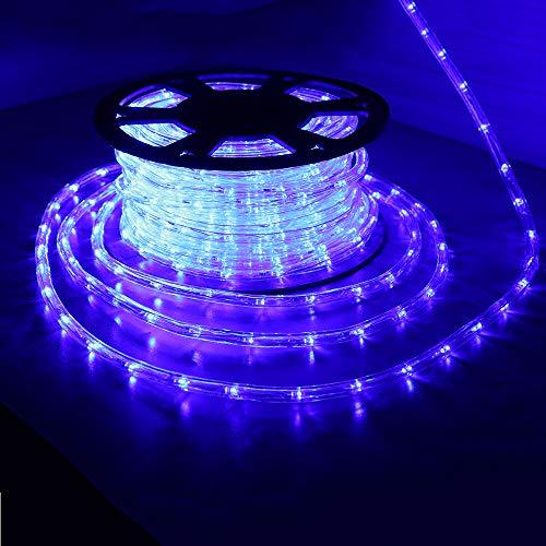 100 Blue Led Lights in US - 8