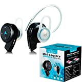 Abco Tech Mini Bluetooth Headphones- Earpiece - with Hands Free Calling and Crystal Clear Sound
