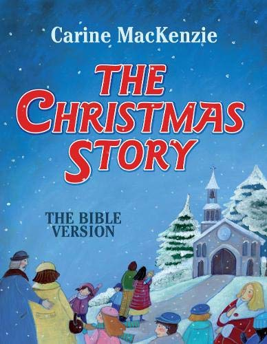 The Christmas Story: The Bible Version